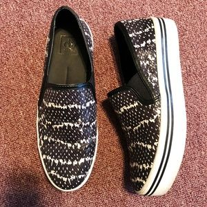 Dolce Vita Platform Slide Sneakers